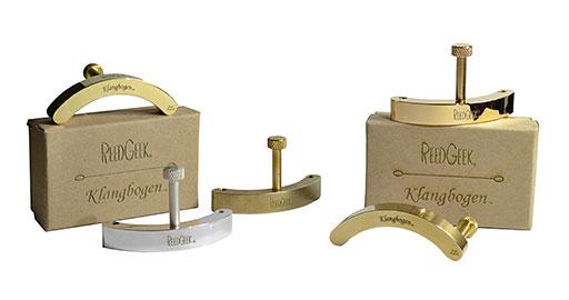 Klangbogen Gold, Silver, Brass